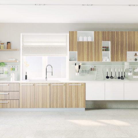 Minimal modern kitchen